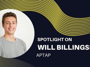 Spotlight on Will Billingsley