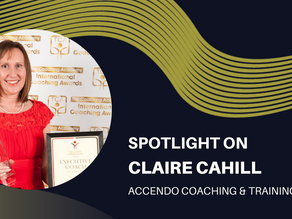 Spotlight on Claire Cahill