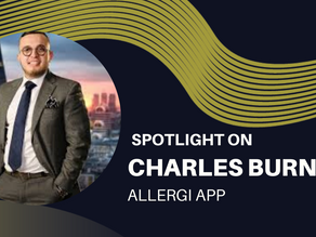 Spotlight on Charles Burns- An Insight into the life of a business owner.