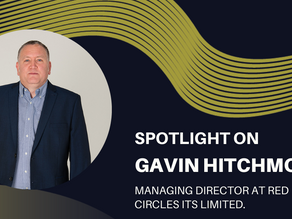 Spotlight on Gavin Hitchmough