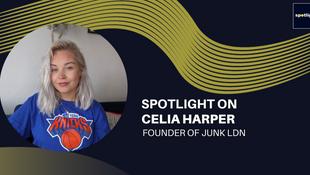 Spotlight on Celia Harper
