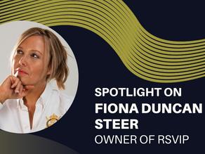 Spotlight on - Fiona Duncan-Steer