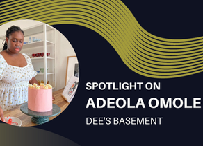 Spotlight on - Adeola Omole