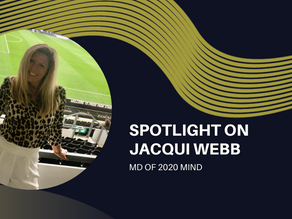 Spotlight on Jacqui Webb