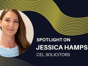 Spotlight on - Jessica Hampson