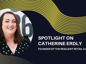Spotlight on Catherine Erdly