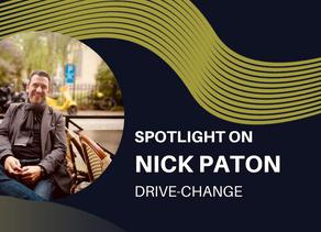 Spotlight on - Nick Paton