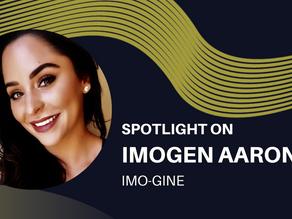 Spotlight on - Imogen Aaronson