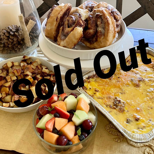 **SOLD OUT!!**  Mother's Day Brunch!