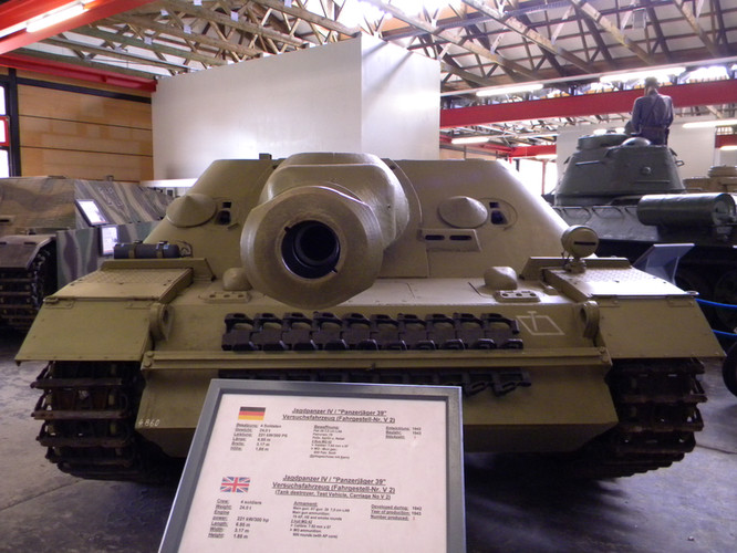 Deutsches Panzermuseum, Munster, Germany 184.JPG