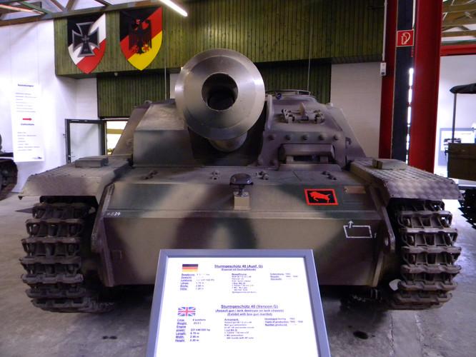 Deutsches Panzermuseum, Munster, Germany 239.JPG