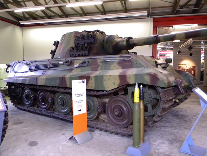 Deutsches Panzermuseum, Munster, Germany 268.JPG