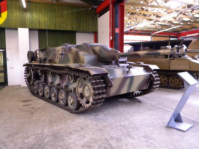 Deutsches Panzermuseum, Munster, Germany 241.JPG