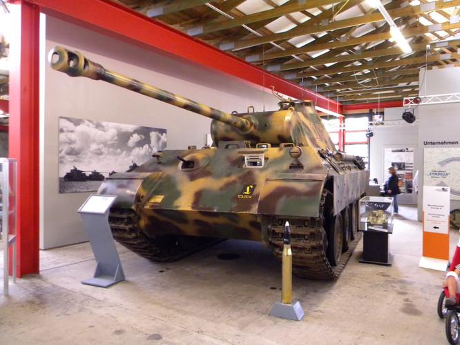 Deutsches Panzermuseum, Munster, Germany 120.JPG