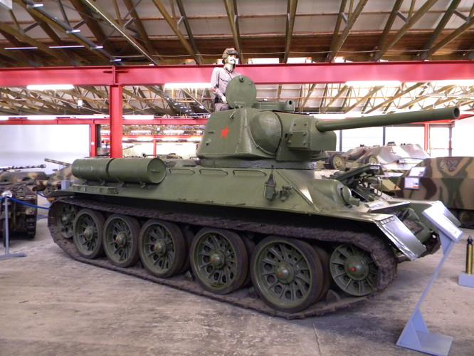 Deutsches Panzermuseum, Munster, Germany 115.JPG