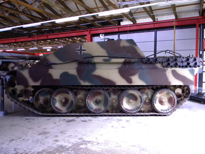 Deutsches Panzermuseum, Munster, Germany 208.JPG