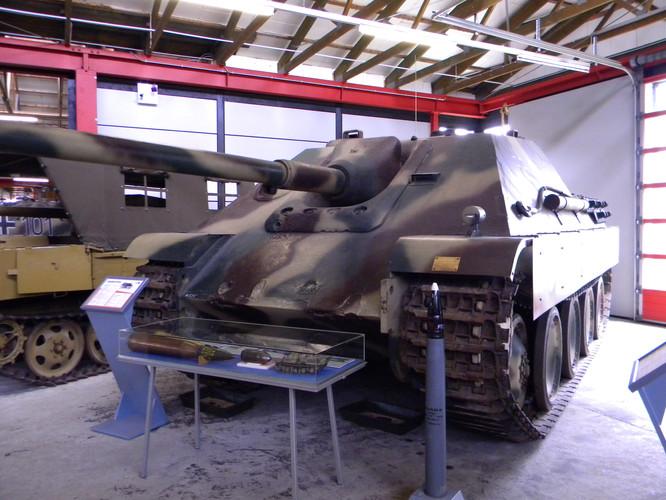 Deutsches Panzermuseum, Munster, Germany 206.JPG