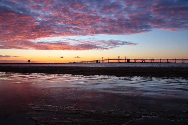 Chesapeake Bay Bridge - Icey Morning.jpg