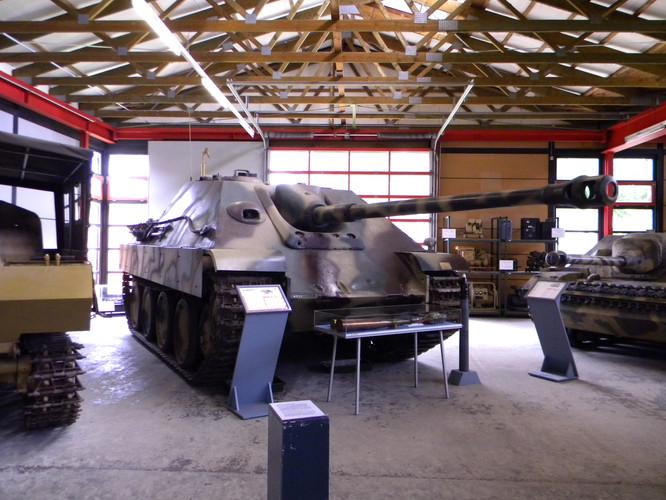 Deutsches Panzermuseum, Munster, Germany 211.JPG