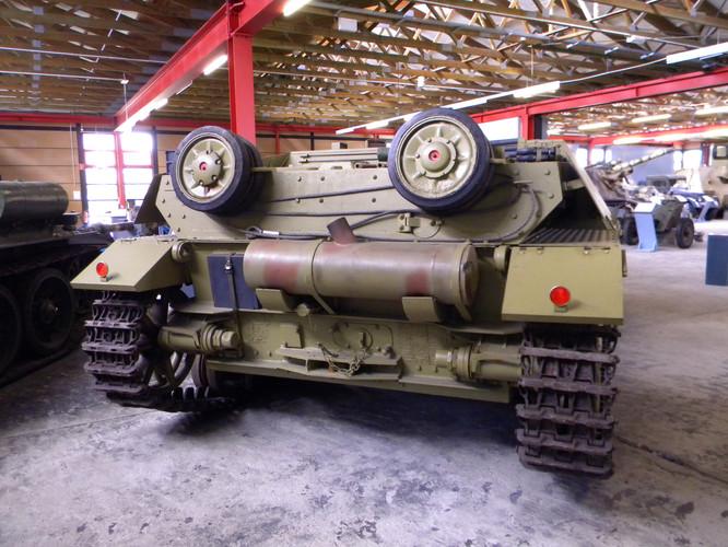 Deutsches Panzermuseum, Munster, Germany 199.JPG