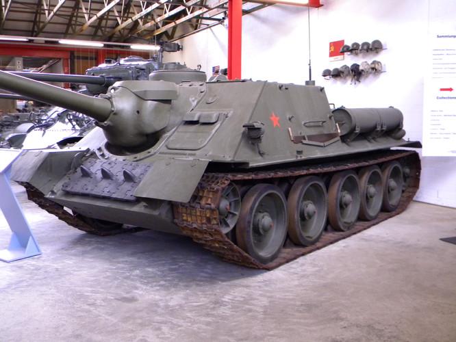 Deutsches Panzermuseum, Munster, Germany 248.JPG