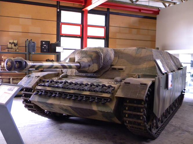Deutsches Panzermuseum, Munster, Germany 195.JPG