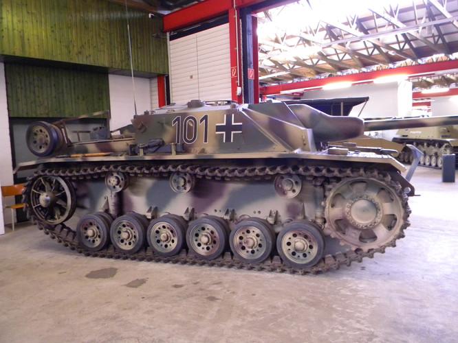 Deutsches Panzermuseum, Munster, Germany 243.JPG