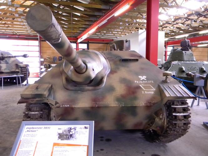 Deutsches Panzermuseum, Munster, Germany 177.JPG