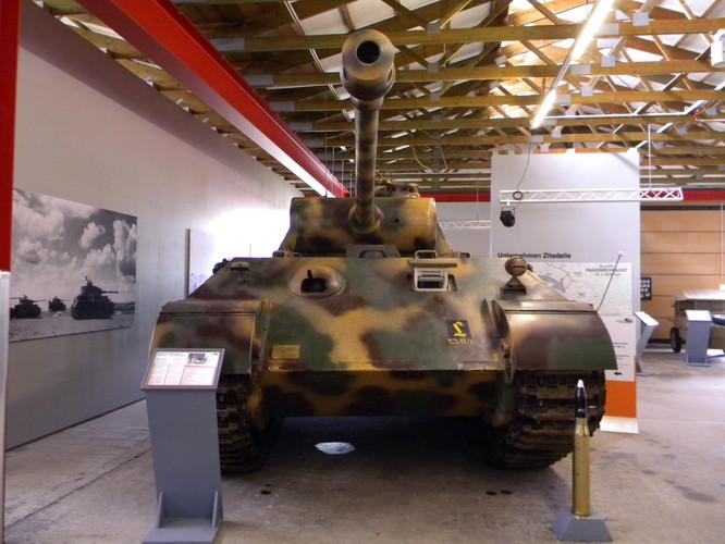 Deutsches Panzermuseum, Munster, Germany 118.JPG