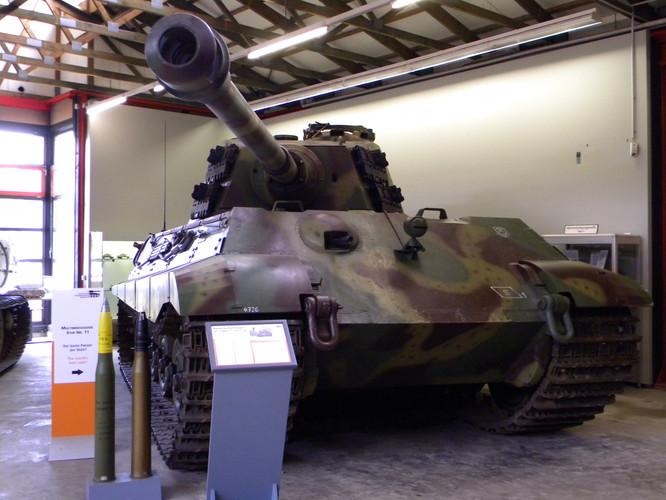Deutsches Panzermuseum, Munster, Germany 264.JPG