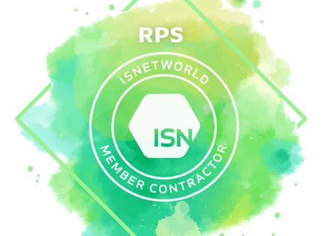 RPS is a Pre-Qualified Member on ISNetworld
