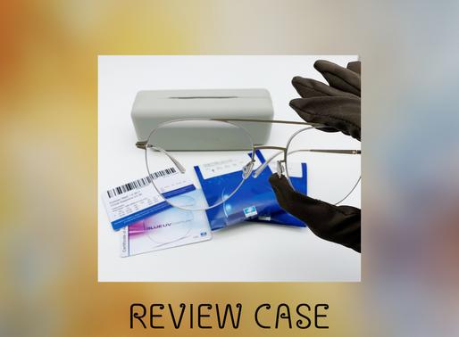 REVIEW CASE : แว่น MYKITA รุ่น JUN กับ เลนส์ ESSILOR : EYEZEN START INDEX 1.6 BLUE UV CAPTURE