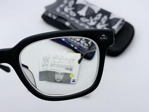 REVIEW CASE : แว่น CHROME HEARTS รุ่น COX UCKER กับ เลนส์ ZEISS : ENERGIZEME Single Vision INDEX 1.6