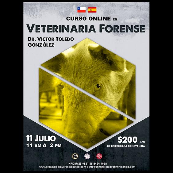Veterianaria forense