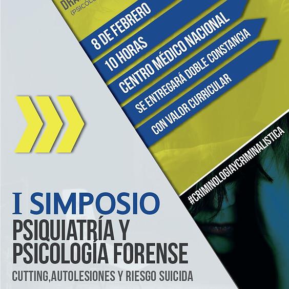 Simposium en psiquiatría y psicología