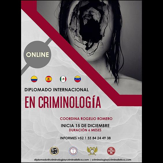 Diplomado en criminología