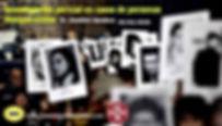 Investigación pericial en casos de personas desaparecidas