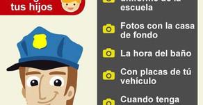 Policía cibernética pide a padres no publicar fotos de sus hijos en redes sociales