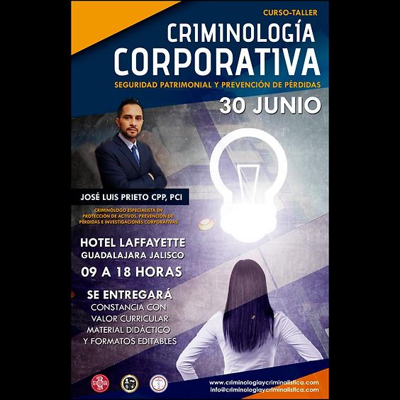 Criminología corporativa. Seguridad patrimonial y prevención de pérdidas