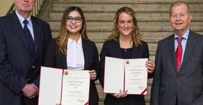 Reconocen a científica mexicana con el premio Von Behring-Röntgen