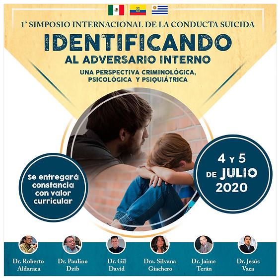 Simposio Internacional de conducta suicida. Identificando al adversario interno