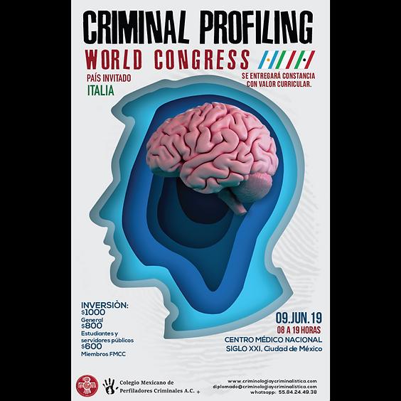 World Congress Criminal Profiling