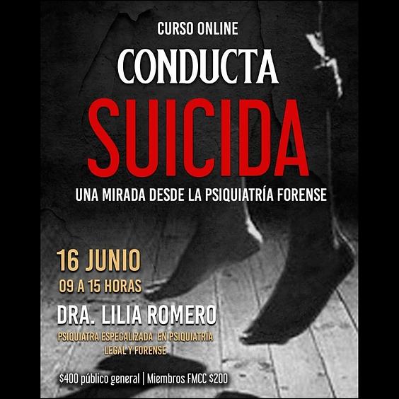 Conducta suicida. Una mirada desde la psiquiatría forense