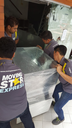 Moving Star Express