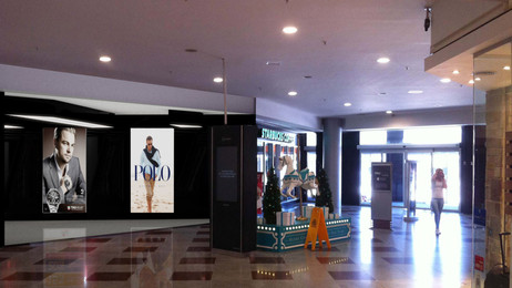 IRSA MALL / 500 m2 2017 / BUENOS AIRES
