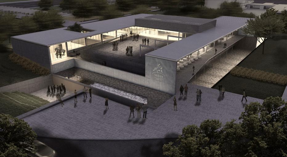 MUSEO SANMARTINIANO  4000 m2 / 2012 / MENDOZA