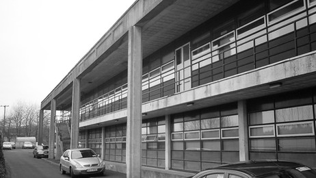 THURLES / 2000 m2 2007 / IRELAND