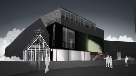 WEST CORK ARTS CENTRE / 200 m2 2006 / CORK - IRELAND