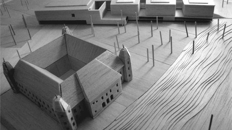 MUSEO DE HISTORIA POLACA  5000 m2 / 2007 / POLONIA