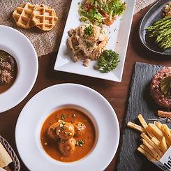 Belgo_Belgian traditional dishes